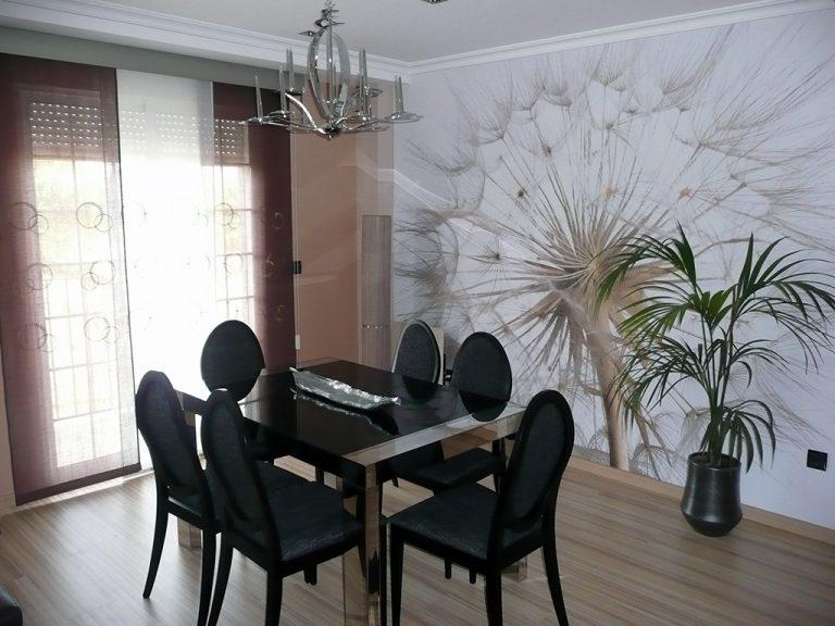 Proyecto 22140 desarrollado por CASANOVA en Sueca (Valencia): mesas, sillas, panel japonés, iluminación y decoración (8).