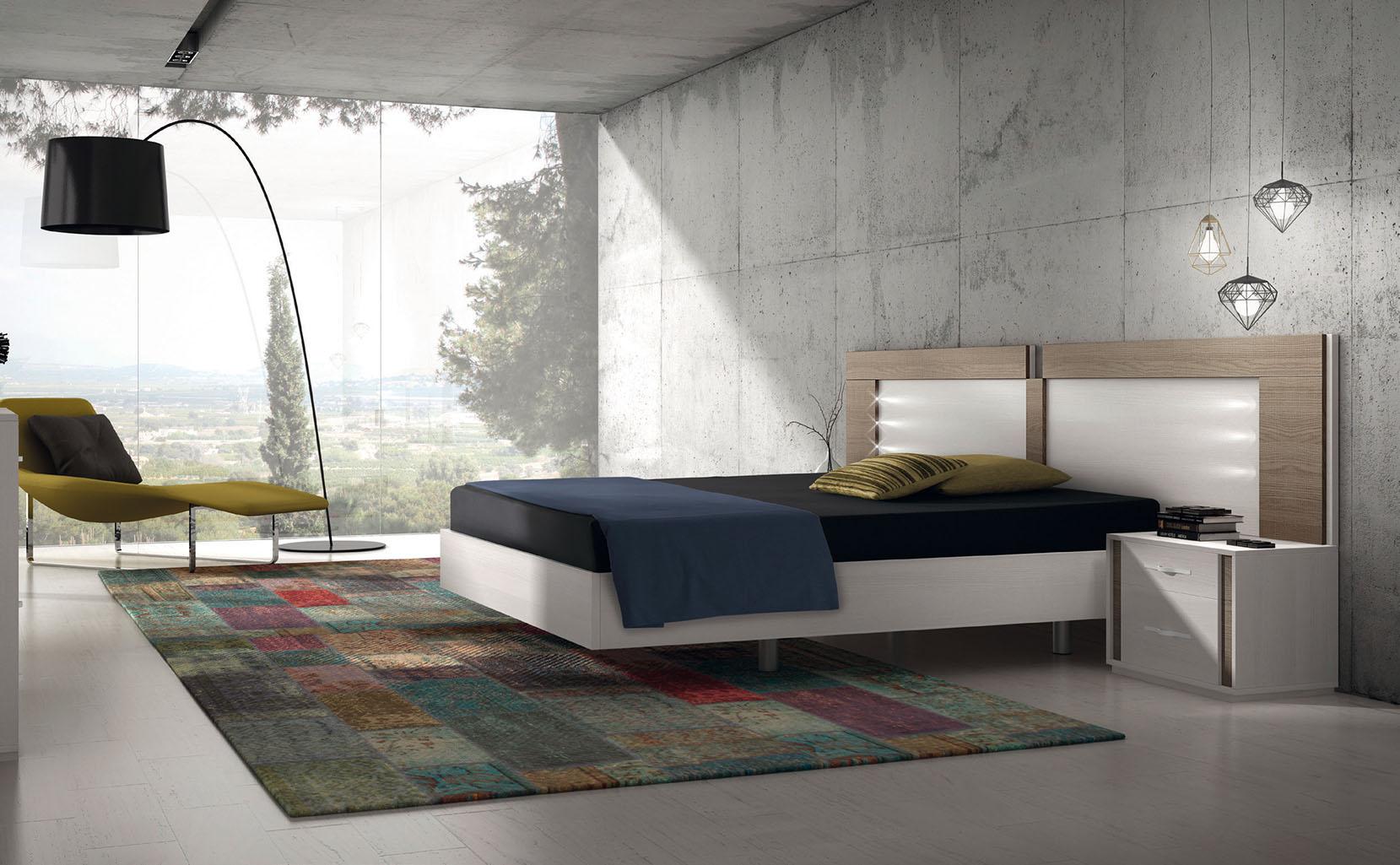 Dormitorios muebles casanova - Muebles dormitorio moderno ...