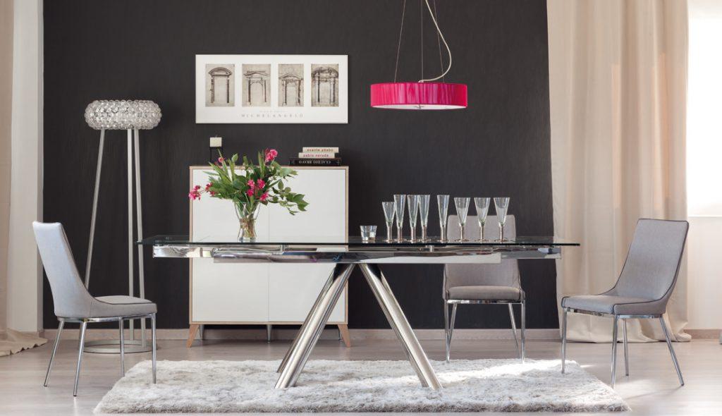 mesa de comedor con sillas u sms