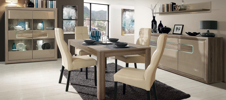 Comedores muebles casanova for Muebles modernos para cocina comedor