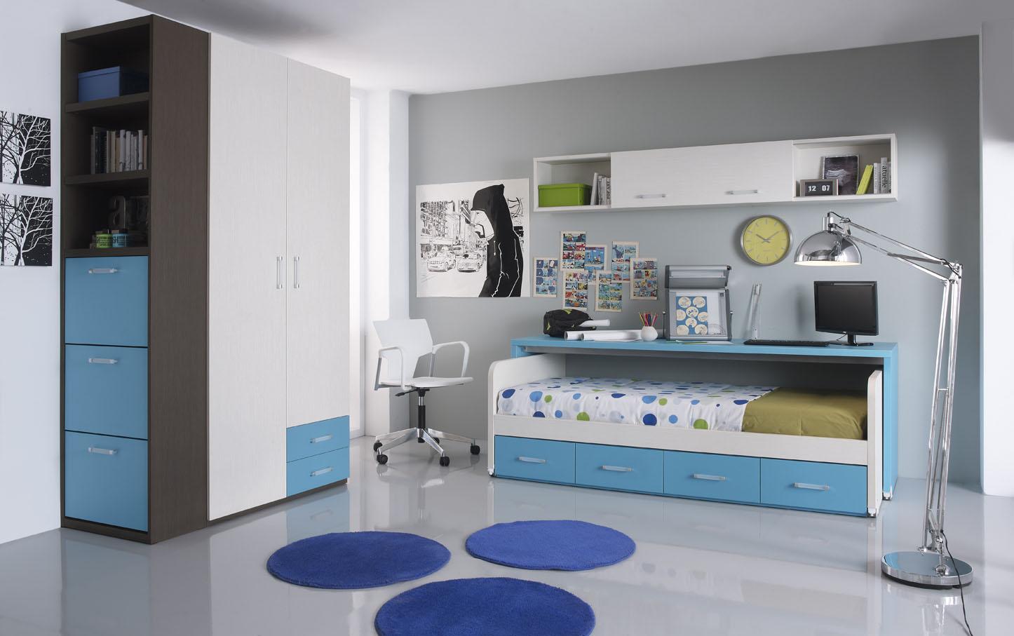"""""""Vuelta al cole"""": 5 ideas para preparar la habitación de tus hijos"""