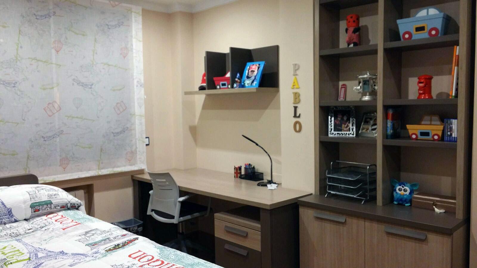Proyecto de hogar 27736 habitaci n juvenil muebles casanova - Iluminacion habitacion juvenil ...