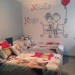Proyecto 21358 desarrollado por CASANOVA en Sueca (Valencia): dormitorio juvenil.