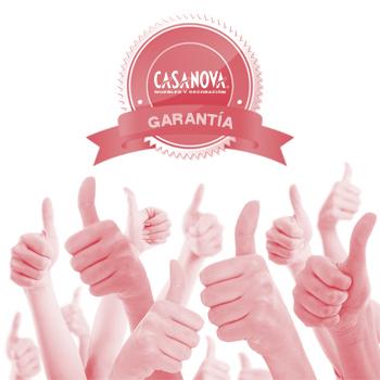 Garantía en los servicios de CASANOVA.