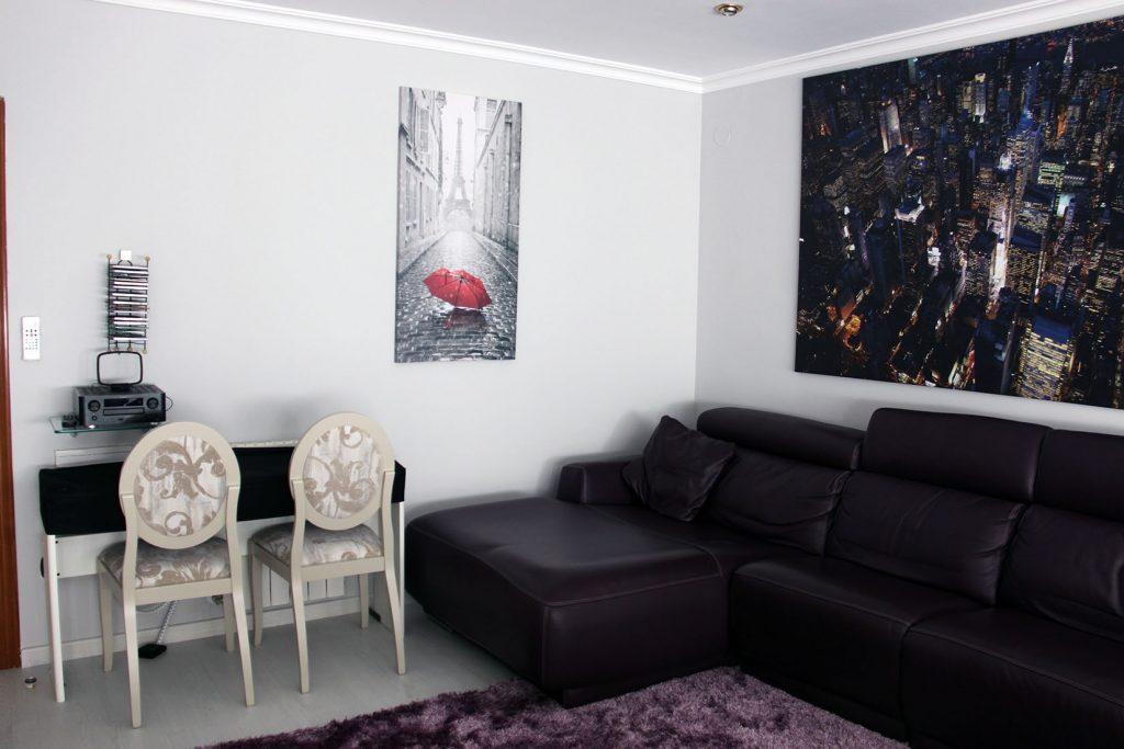 Proyecto de hogar 9192 sal n y comedor muebles casanova for Muebles casanova