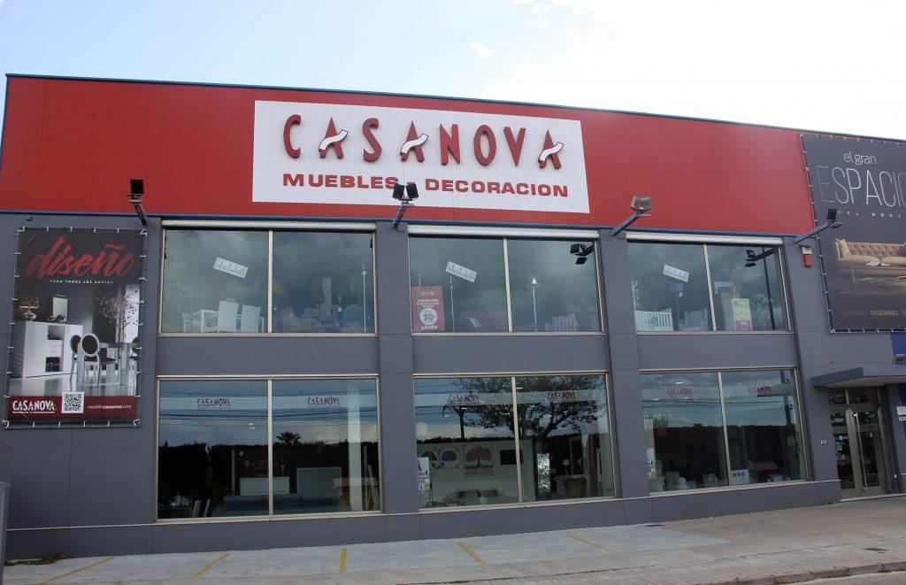 Tienda de CASANOVA en Sueca (Valencia)
