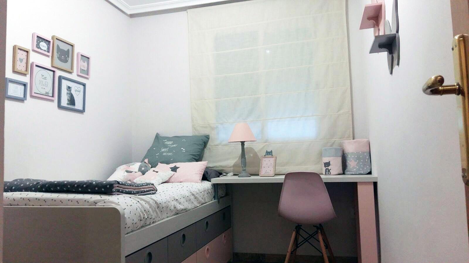 Dormitorios juveniles en Sueca (Valencia)