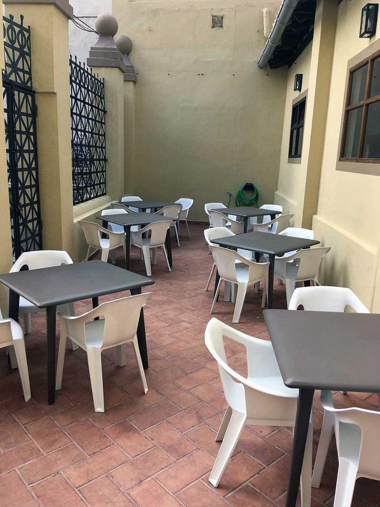 Proyecto de hosteler a la agricultura muebles casanova - Muebles terraza valencia ...