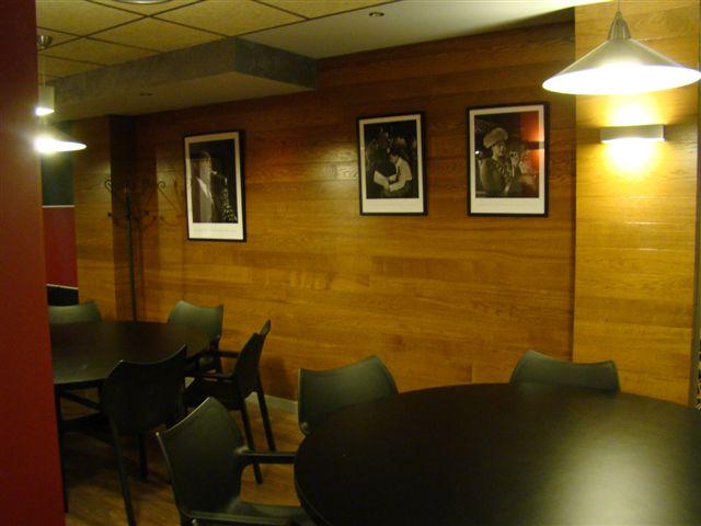 Proyecto desarrollado por CASANOVA en Sueca (Valencia): sillas y mobiliario de hostelería (6).