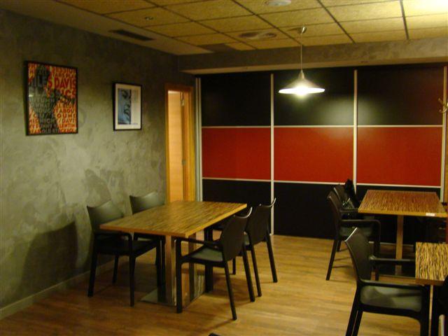 Proyecto desarrollado por CASANOVA en Sueca (Valencia): sillas y mobiliario de hostelería (8).