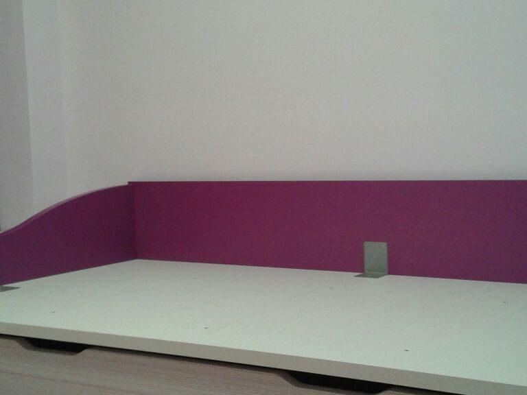 Proyecto CAA desarrollado por CASANOVA en Fortaleny (Valencia): compacto del dormitorio juvenil (5).