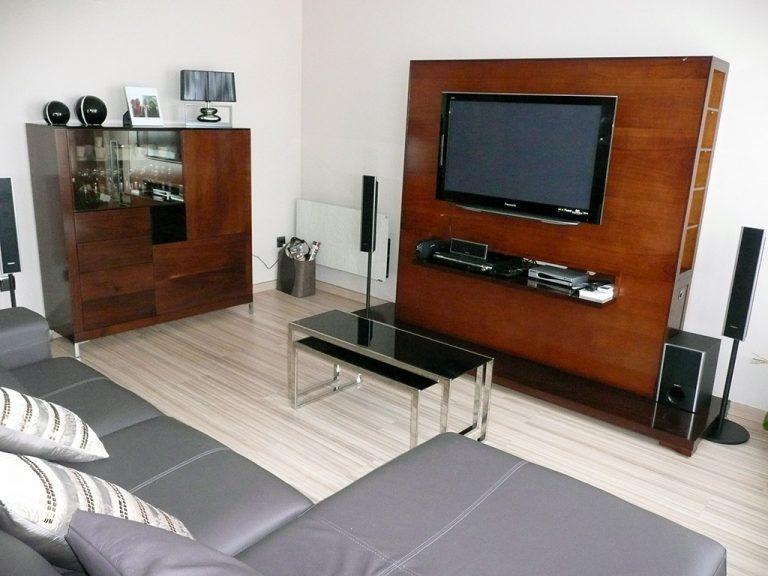 Proyecto 22140 desarrollado por CASANOVA en Sueca (Valencia): composición de salón, tapicería, iluminación y decoración (10).