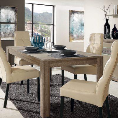 Salón comedor moderno (1070 - S2), disponible en CASANOVA.