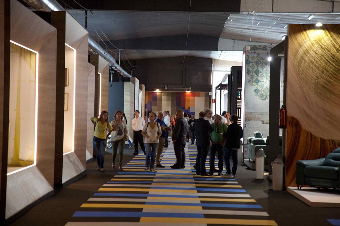 El canal contract confirma su crecimiento en la Feria del Mueble Yecla '16