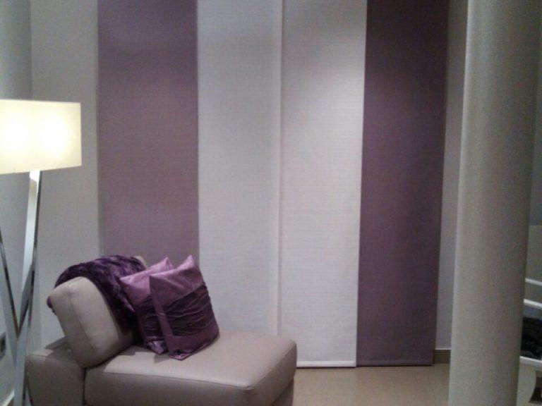 Proyecto 16252 desarrollado por CASANOVA en Segorbe (Castellón): tapicería y panel japonés (2).
