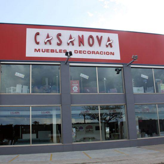 Tienda de CASANOVA en Sueca (Valencia).