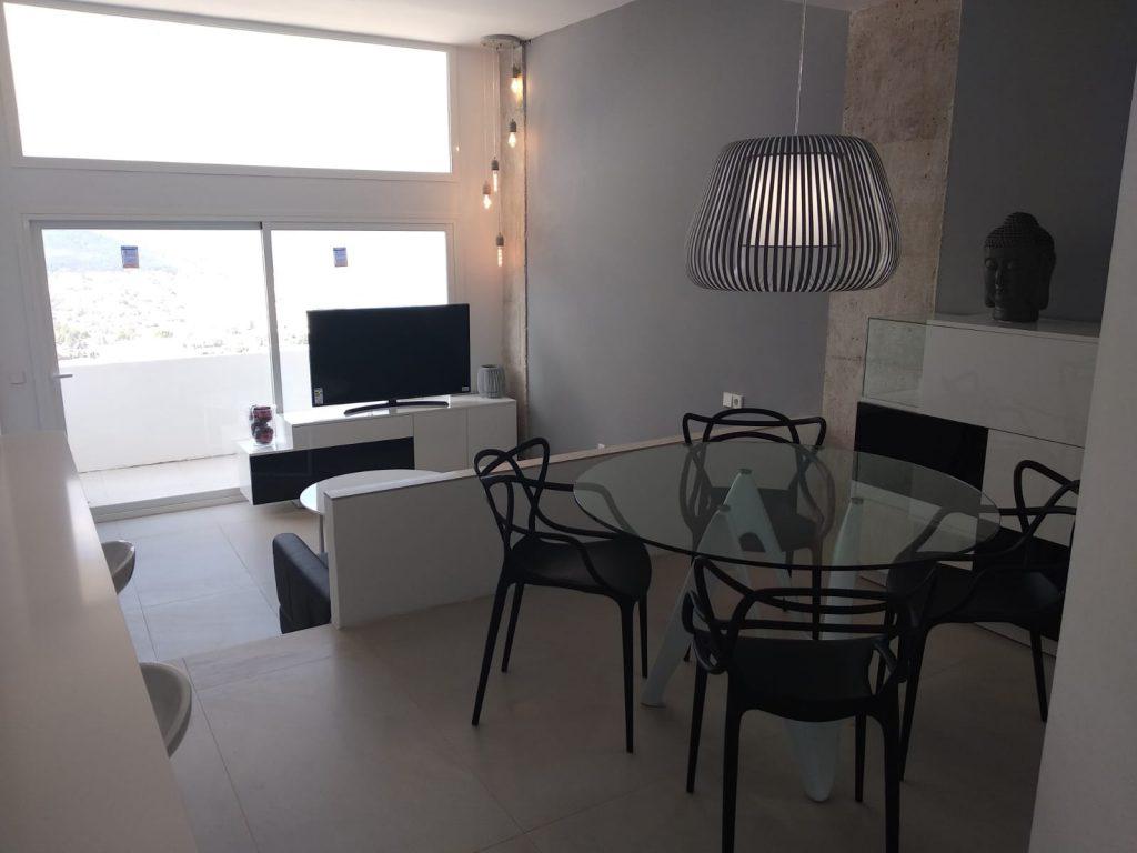 Proyecto De Hogar 28615 En Ibiza Sal N Y Dormitorios