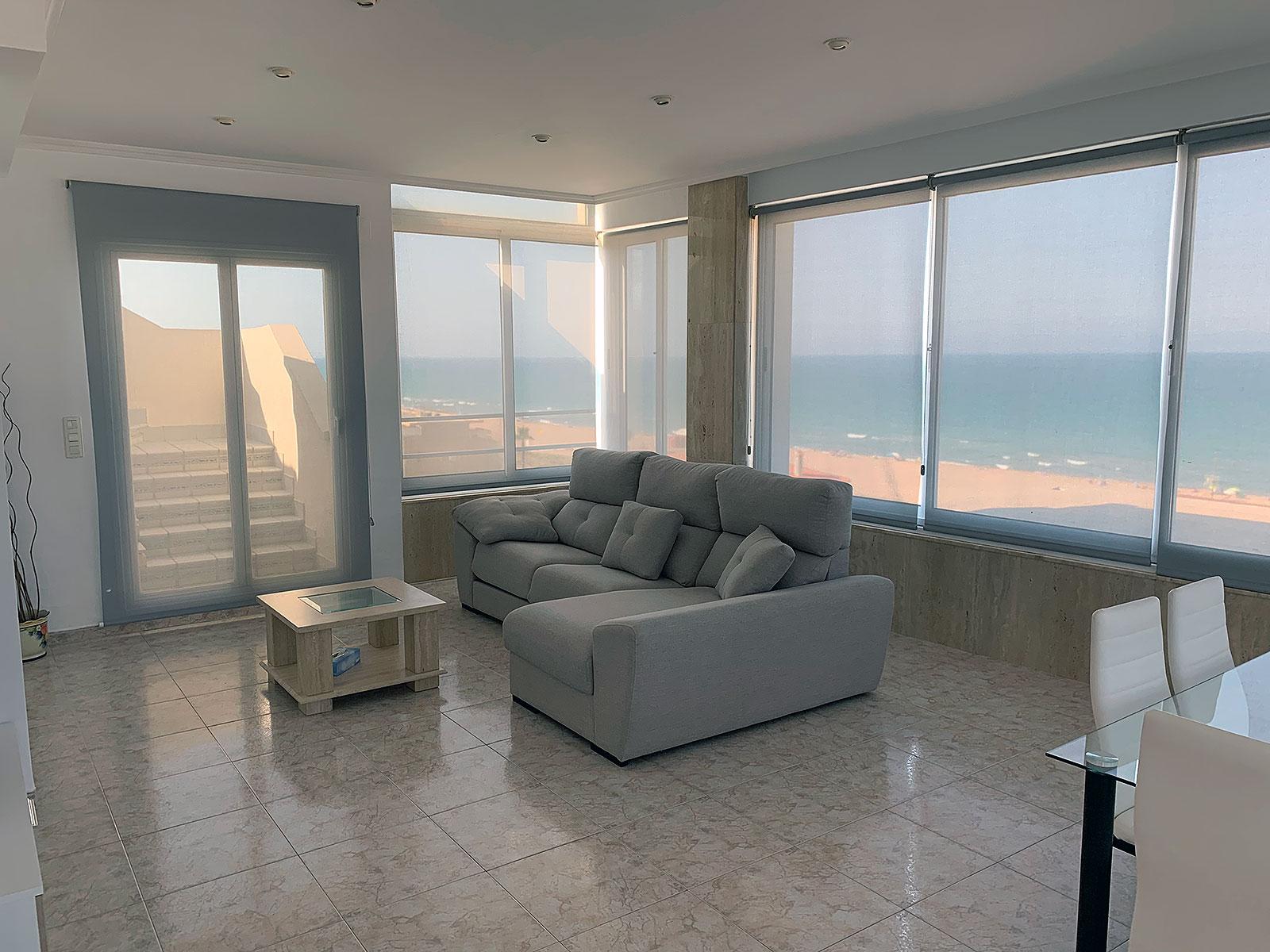 Apartamento en Playa de Xeraco (Valencia)