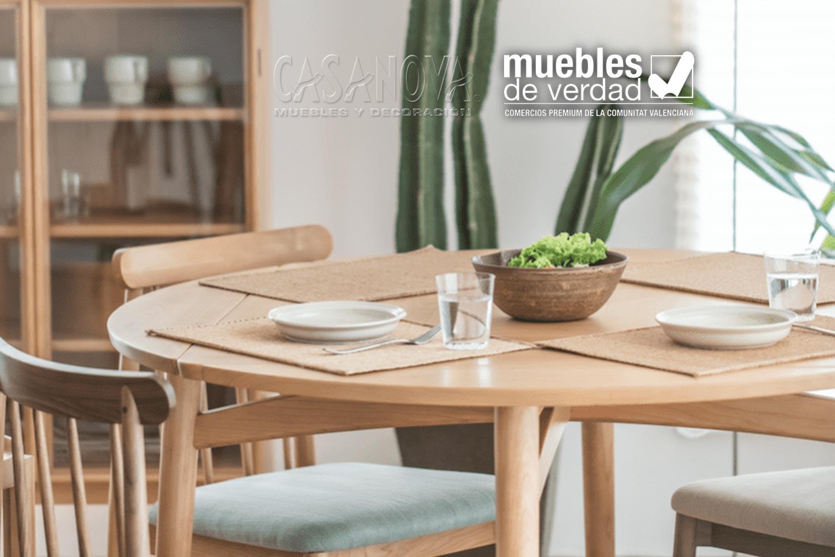 Tendencias mesas de comedor