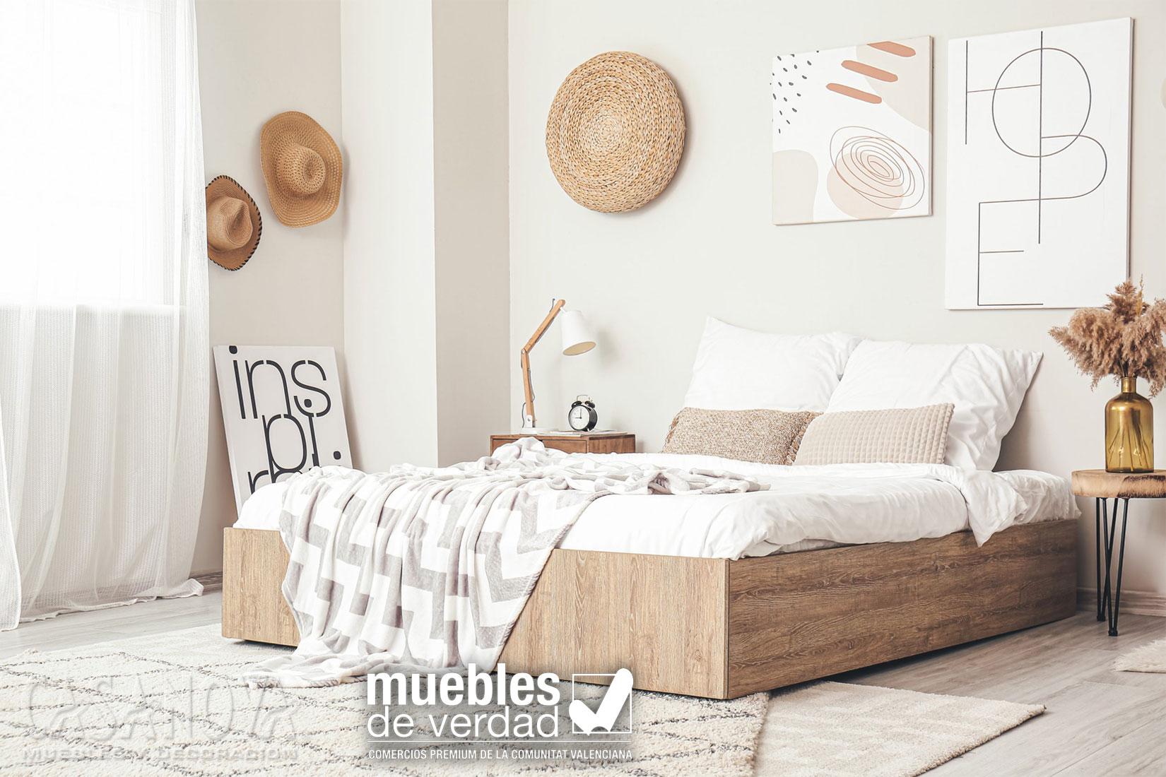 Tendencias muebles apartamentos en CASANOVA.